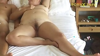 Son fucking his mom Hidden Cam in mommys room