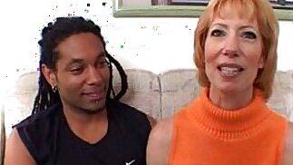 Sexy Older Moms Loves Fucking Black Cock Interracial porn Video
