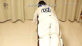 Handuty chinese spanking