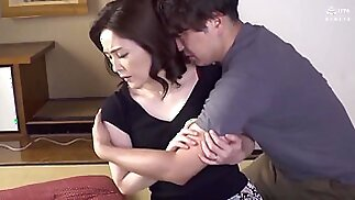 Sprd-1325 Mother-son Correlation Mother First Creampie