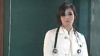 Brazzers - Doctor Adventures -  Sexy Doctor F