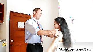 Tiny Cheating Thai Hotwife 4k - ThaiSwinger